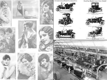 Roaring 20s Culture -1920s