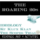 Roaring 20s Ideology in the U.S. Informational Text and 4