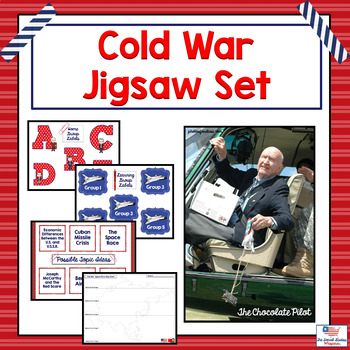 Cold War Jigsaw Review Set
