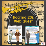 Roaring 20s Web Quest