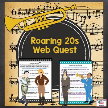 Roaring 20s Web Quest