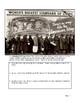 Roaring Twenties 1920s complete unit student notes activities packet