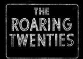 Roaring Twenties BUNDLE- 5th Social Studies