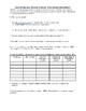 Roaring Twenties, Great Depression Guided Notes (STUDENT COPY)