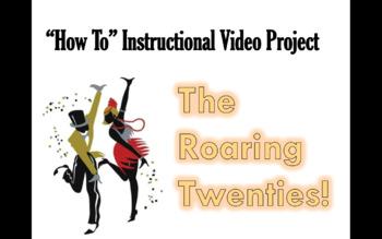 Roaring Twenties How To Video