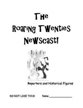 Roaring Twenties Newscast!