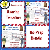 Roaring Twenties No-Prep Bundle