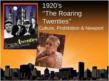 Roaring Twenties PowerPoint (Cincinnati/NKY)