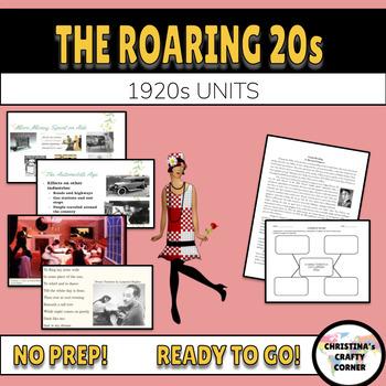 Roaring Twenties: 1920s: ULTIMATE UNIT BUNDLE: