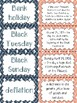 Roaring Twenties and The Great Depression Matching Vocabulary Activity (20's)