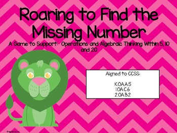 Roaring to Find the Missing Number