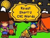 Roast A CvC Word - Short U