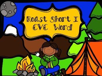 Roast A Cvc Word - Short I