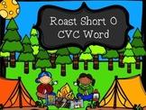 Roast A Cvc Word - Short O