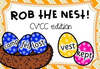 Rob the Nest - CVCC Edition