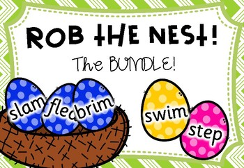 Rob the Nest - The Bundle