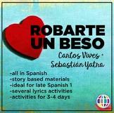 Robarte un beso - Carlos Vives and Sebastián Yatra