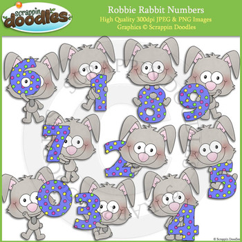 Robbie Rabbit Numbers