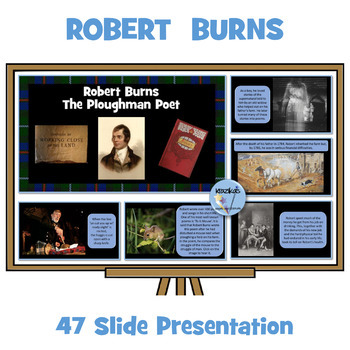 Robert Burns,The Bard of Scotland