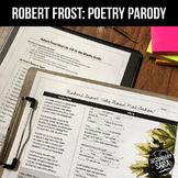 """Robert Frost Poetry Parody: """"The Road Not Taken"""""""