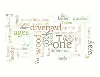 Robert Frost Poetry Poems Classroom Art Prints