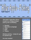 "Robert Frost's ""After Apple-Picking"" TSP-FASTT Close Analysis Hyperdoc"