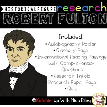 Robert Fulton Research Packet
