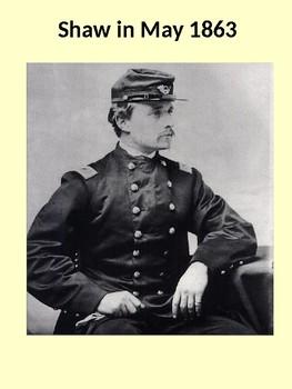 Robert Gould Shaw - Glory US Civil War Source Pack