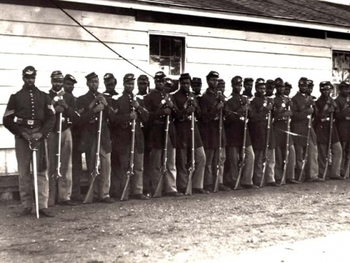 Robert Gould Shaw, The Massachusetts 54th Regiment, and Glory
