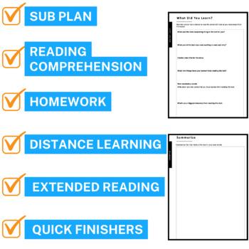 Science Literacy Robert Hooke Sub Plan