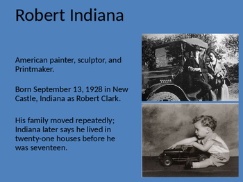 Robert Indiana - Letter Sculpture