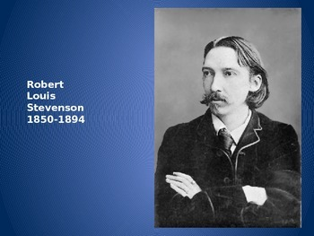 Robert Louis Stevenson PowerPoint