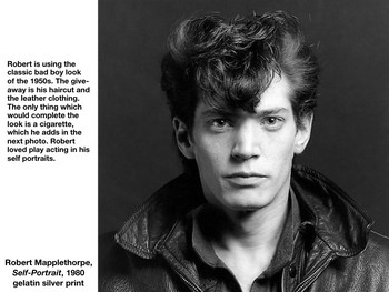 Robert Mapplethorpe - Fine Art Photography - 2 versions included! Art History