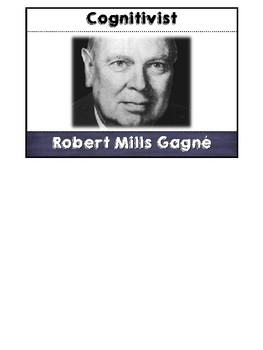 Psychologist Robert Mills Gagné Flipbook