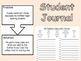 Robert Munsch 50 Below Zero Student Journal Comprehension