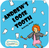 Robert Munsch - Andrew's Loose Tooth Activity Pack