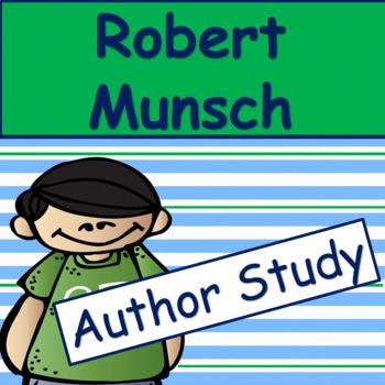Robert Munsch Author Study
