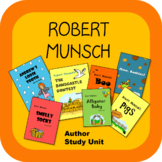 Robert Munsch Author Study Unit