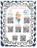 Robert Munsch Author Study with QR Codes