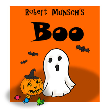 Robert Munsch - Boo Activity Pack