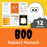 Robert Munsch - Boo Activity Pack
