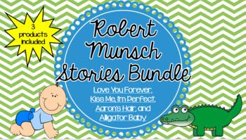 Robert Munsch Bundle