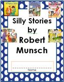 Robert Munsch Comprehension Packet