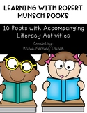 Robert Munsch Literacy Activities