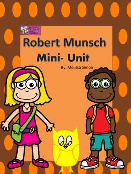 Robert Munsch Mini- Unit