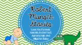 Robert Munsch Stories Vocabulary Introduction PowerPoint