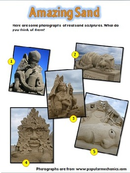 Robert Munsch - The Sandcastle Activity Pack