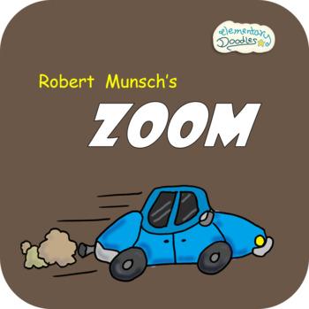 Robert Munsch - Zoom! Activity Pack
