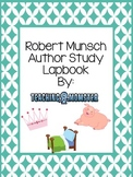 Robert Munsch author study lapbook