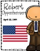 Robert Oppenheimer {Biography Research Trifold, Scientist}